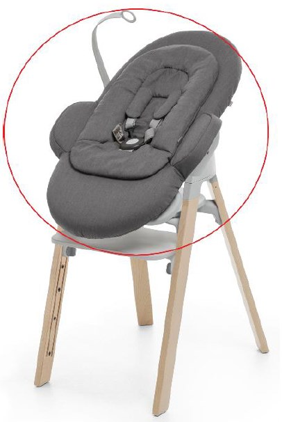 Stokke Steps Bouncer napaka